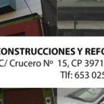 Construcciones y Reformas Disco Rojo renueva su colaboración con www.folk-cantabria.com