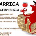 La Barrica Bodega Cervecería renueva su colaboración con www.folk-cantabria.com