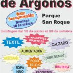 Mercado de Argoños organizado por Sogema. Desde el domingo 18 de marzo.