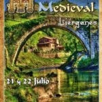 Mercado Medieval en Liérganes. Sábado 21 y domingo 22 de julio.