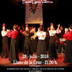 Virgen de las Nieves de Tanos en Córdoba. Sábado 28 de julio, 21.30