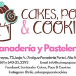 Cakes, Pops & Cookies colabora con nuestra pagina.