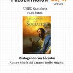 Presentación del libro Dialogando con Sócrates. Viernes 23 de noviembre, 19.00