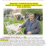 Chema Puente en la Fundación Bruno Alonso. Lunes 18 de marzo, 19.30
