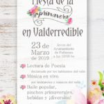 Fiesta de la Primavera en Valderredible. Sábado 23 de marzo, 19.00