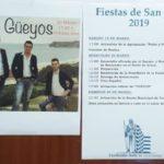 Grupo Güeyos en el Asilo San José de Torrelavega. Miércoles 20 de marzo, 17.00