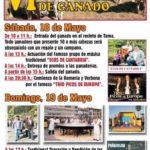 Ecos de Cantabria en Tama. Sábado 18 de mayo, 13.00