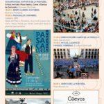 III Folclore a lo Grande en Santander. Domingo 28 de julio.