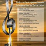 Ciclo Coralia en Suances. Del viernes 19 de julio al domingo 11 de agosto