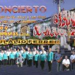 Coro y Rabelistas de la Asociación Eulalio Ferrer en Santander. Viernes 26 de julio, 19.30