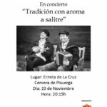 Los Cámbaros en Cervera de Pisuerga. Sábado 23 de noviembre, 20.15