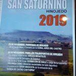 San Saturnino en Hinojedo. Viernes 29 y domingo 30 de noviembre
