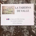 La Taberna de Valle en Cabuérniga colabora con nuestra pagina.